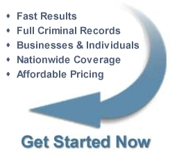 criminal background checks employment screening criminal records